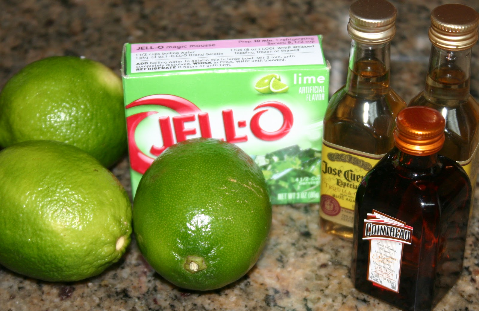 Margarita Lime Jell-O Shots Recipe | National Margarita Day 2015