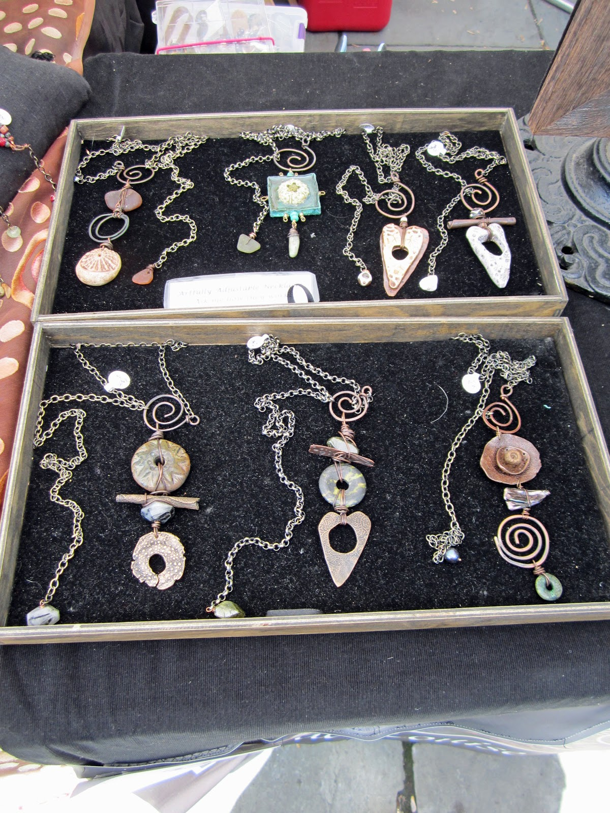 Love My Art Jewelry More On Displays Lets Keep The Ball