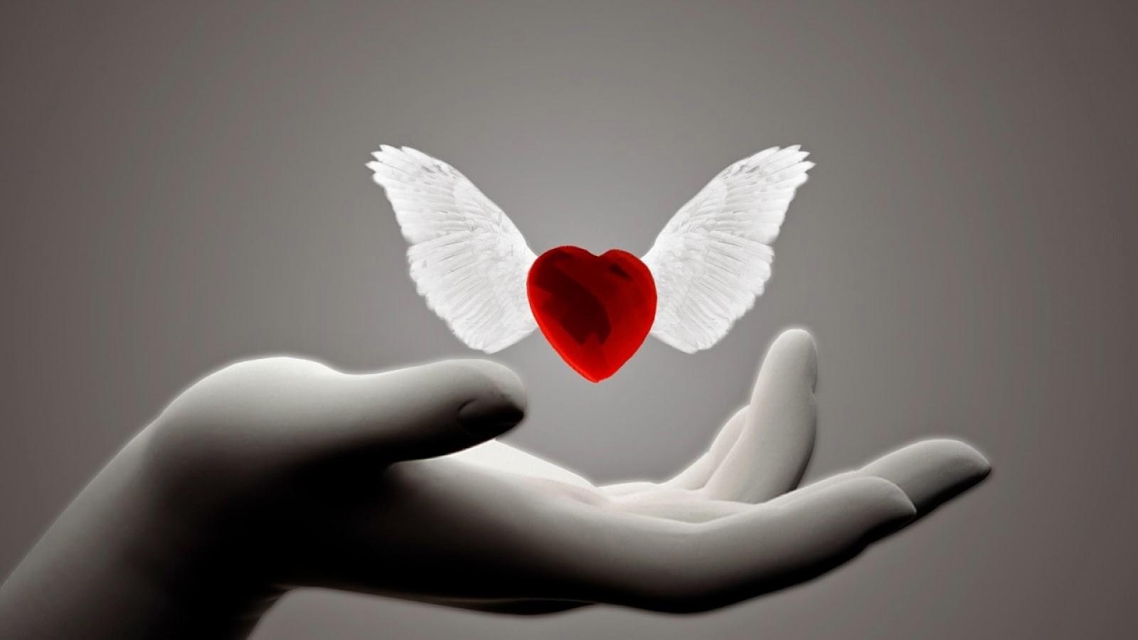 هكذا الحب 3d-abstract-heart-ho