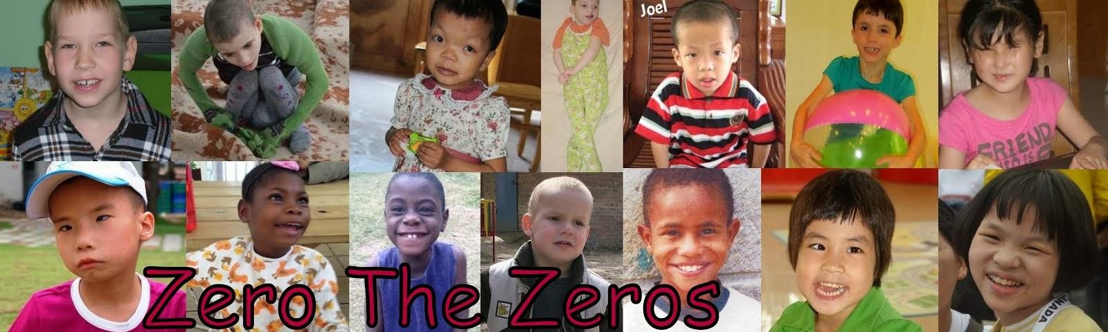 Zero the zeros !!!
