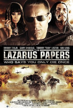 Lệnh Xử Tử - The Lazarus Papers (2010) Poster