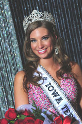miss iowa teen usa 2012 winner carissa becker
