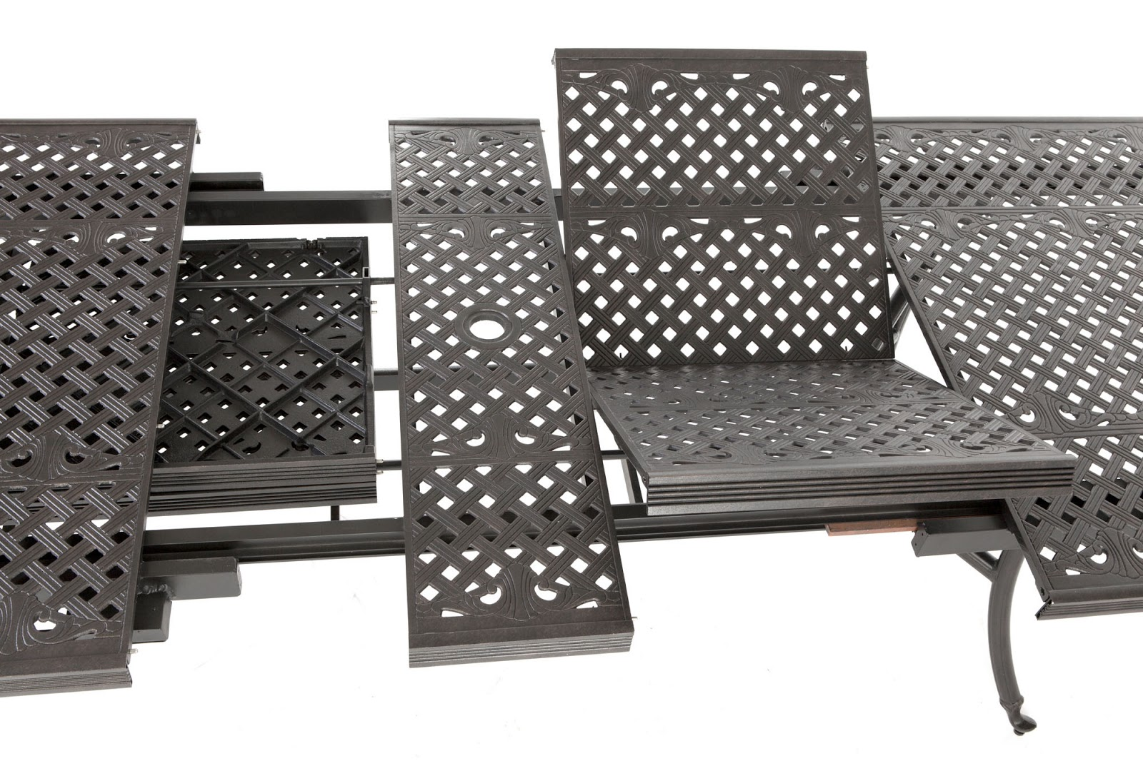 Outside Edge Garden Furniture Blog The biggest extending cast
