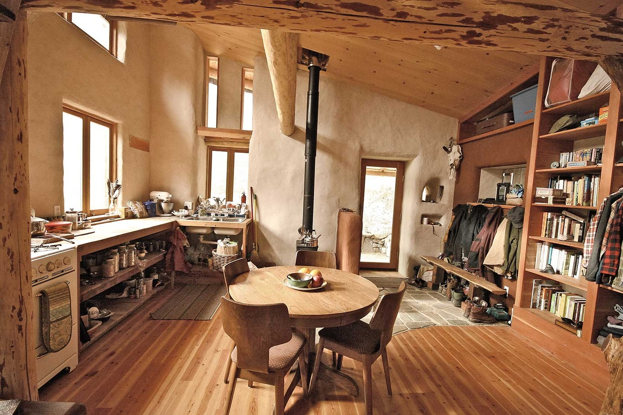 Cob house built spaces pinterest for Natural home interiors