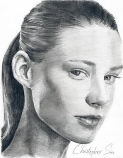realistic pencil portraits