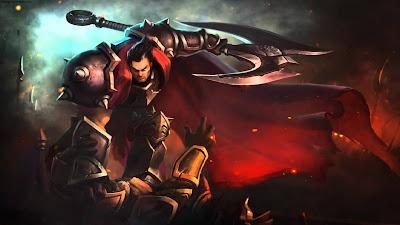 Darius liên minh