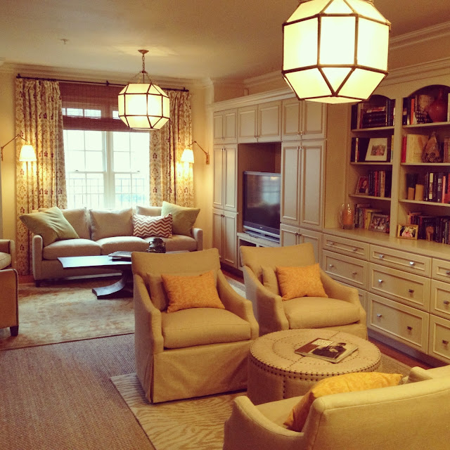 dc row house main living room before after. Black Bedroom Furniture Sets. Home Design Ideas