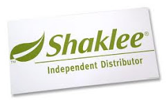 Your Independent Shaklee Distributor