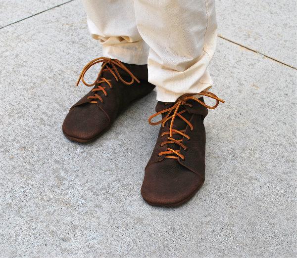 Flexible Leather Shoe Seen On www.coolpicturegallery.us