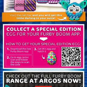 Furby Boom Egg Codes Images & Pictures - Becuo