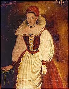 What band name Bathory means - Countess Elizabeth Bathory -Countess Dracula - Portrait