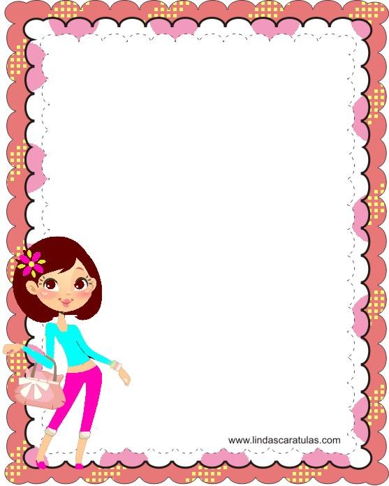 Dibujos Infantiles Para Portada De Cuadernos