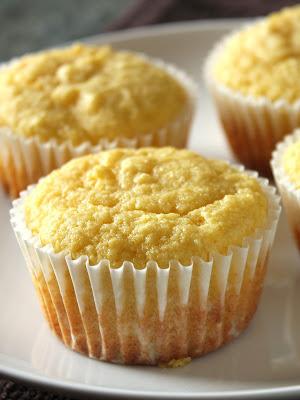 fructose-free, wheat-free, gluten-free basic vanilla muffins