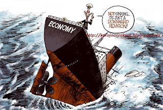 US Economy Down