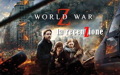 World War Z film recensione Brad Pitt