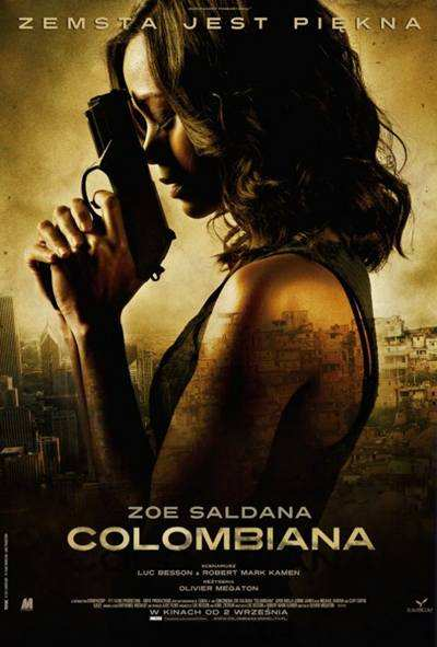 Colombiana [Venganza Despiadada] 2011 BRRip 720p HD Latino