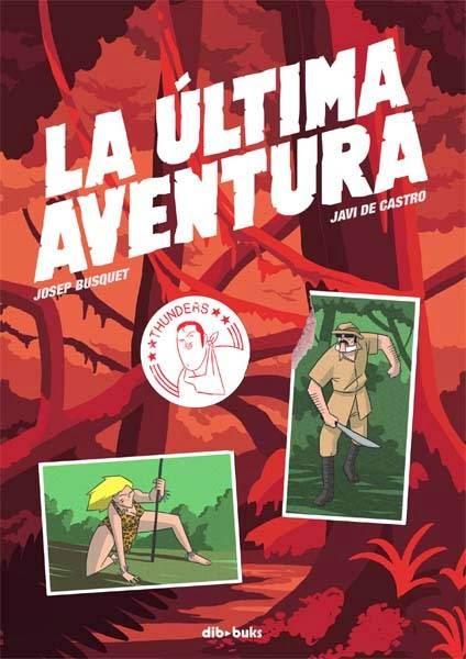 La última aventura - Javi de Castro