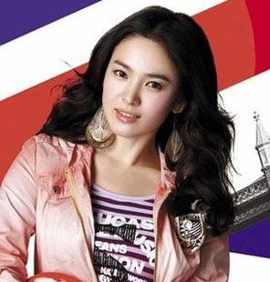 Profil Song Hye Gyo - Artis Korea