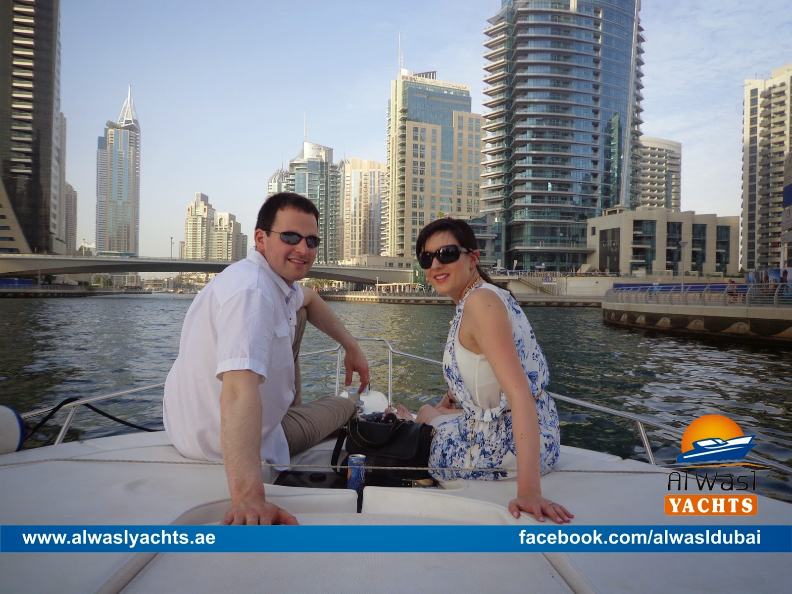 Romantic Sunset Cruise in Dubai