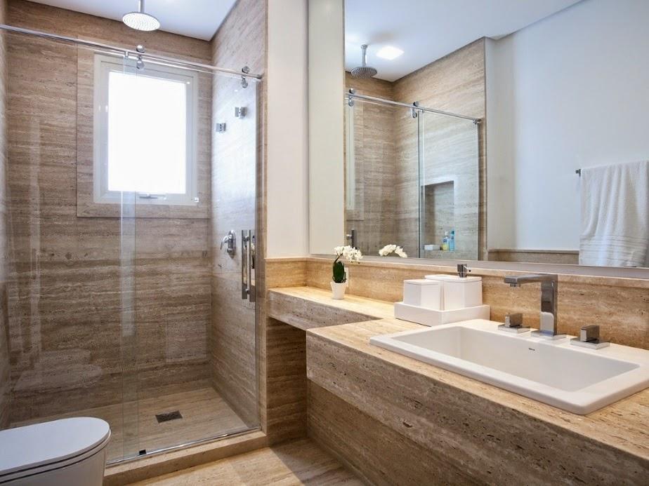 Coisa Minha, Casa Qual cuba escolher para seu banheiro? -> Banheiro Pequeno Marmore