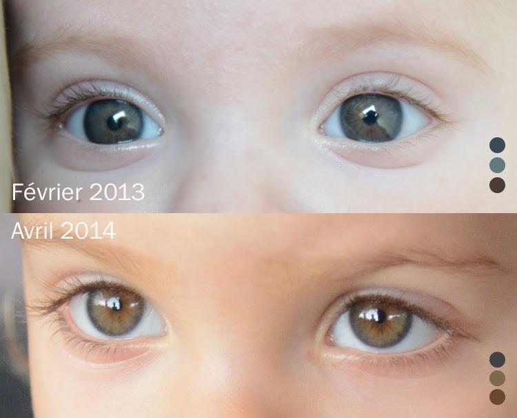 De la couleur de ses yeux nycyla - Yeux vert marron ...