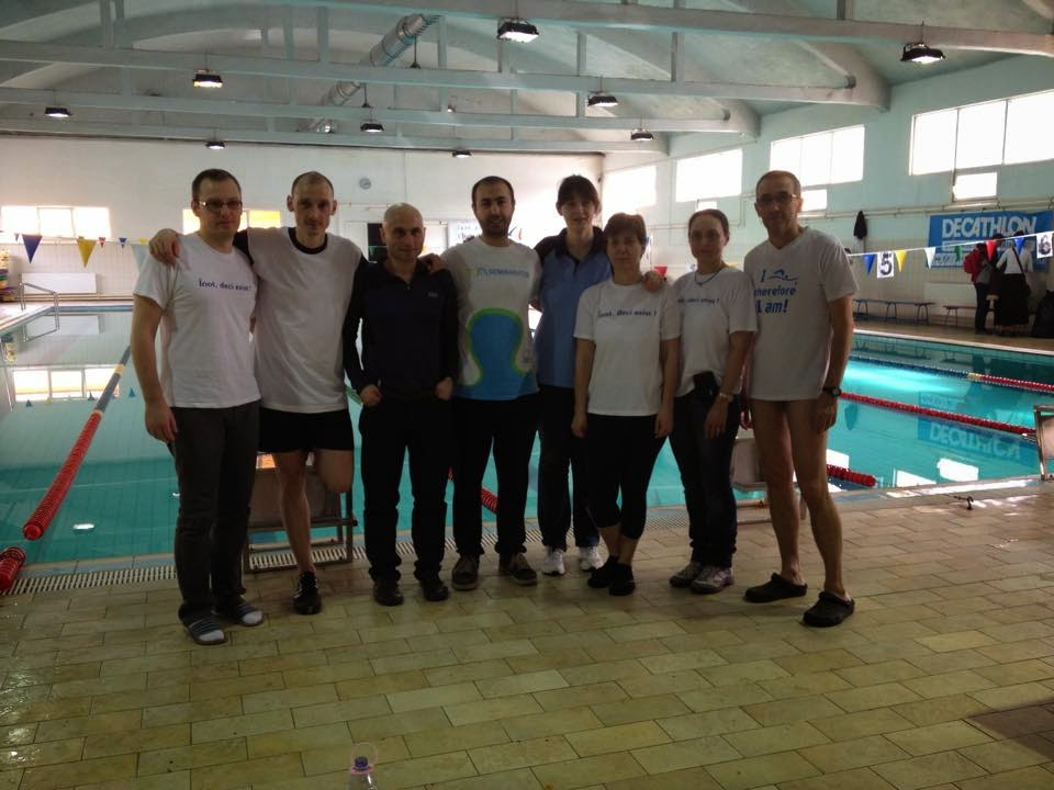 Maratonul de înot 24h AquaMASTERS. Comunicat de presă .Organizatorii