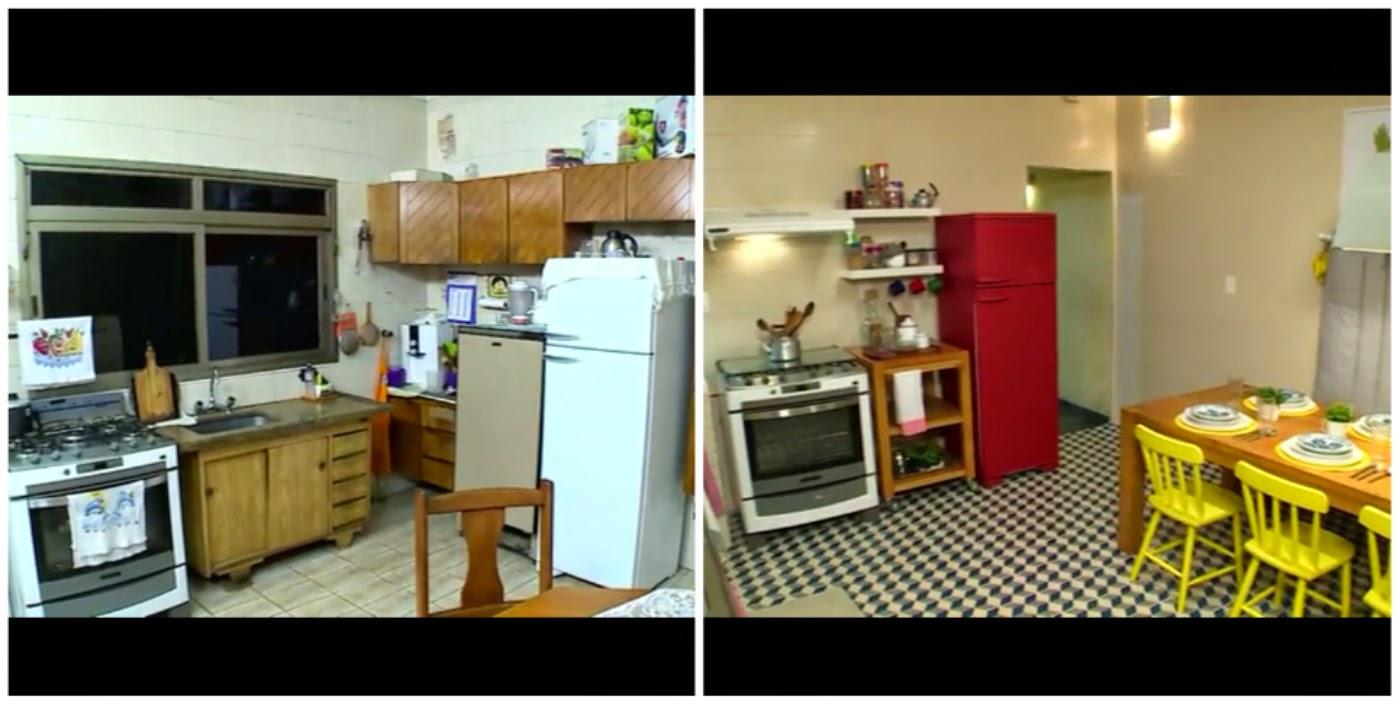 Decora Rosenbaum Episódio 1 - Cozinha modificada