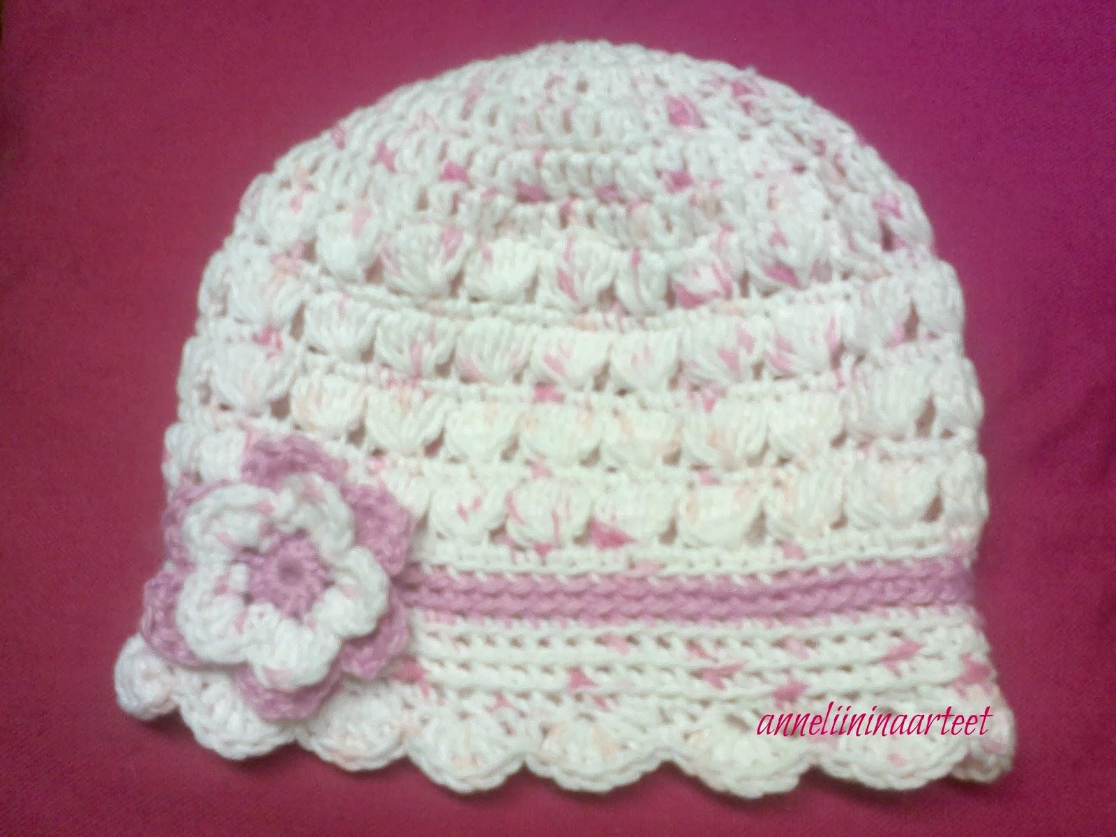 Anneliinin Aarteet   Uusi hattu 62f71576c5