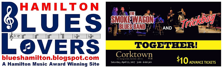 The Smoke Wagon Blues Band & Trickbag - Together @ the Corktown