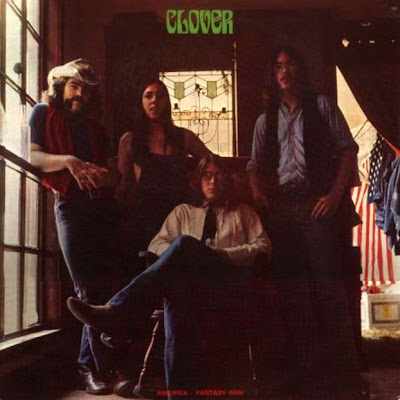 Clover - Clover 1970 (USA, Country Rock)