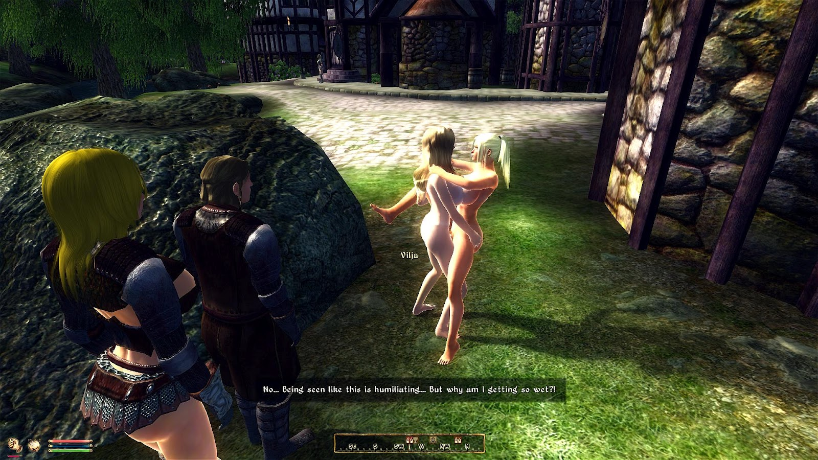 Oblivion lovers mod erotica pictures