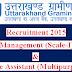 Uttarakhand Gramin Bank Recruitment 2015
