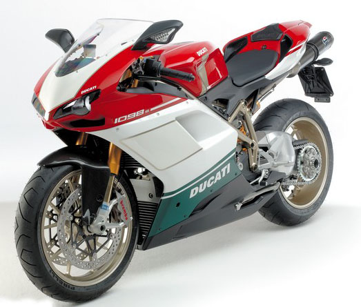 Ducati 1098s