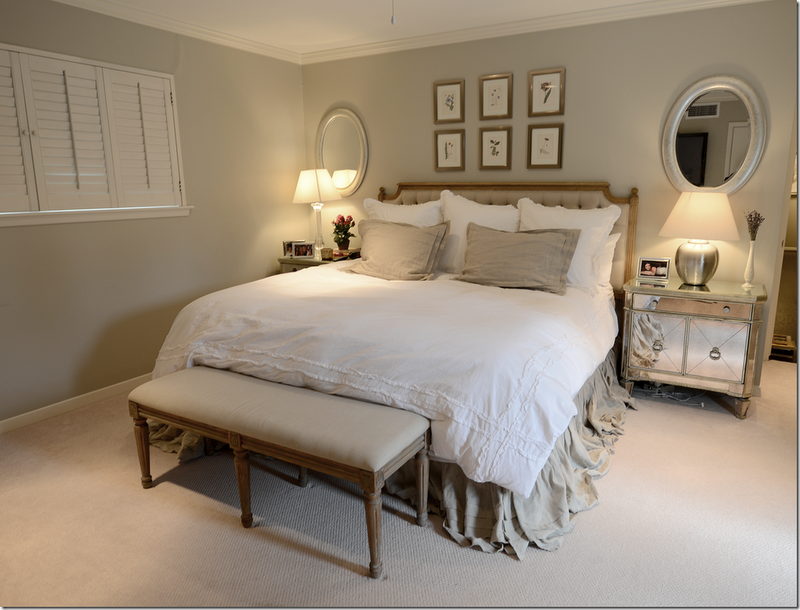 Design envy houston french country home for Country bedroom ideas