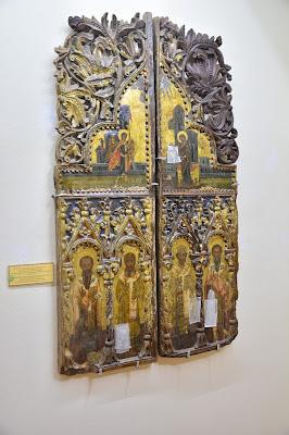 Η Εκκλησία της Κύπρου υποδέχθηκε 31 βυζαντινά κειμήλια από συλημένους ναούς στα κατεχόμενα