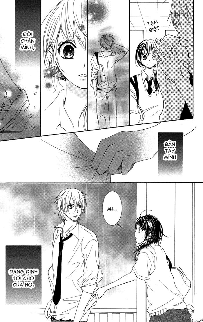 Kanojo ga Kare ni Ochiru Riyuu chap 1 - Trang 16