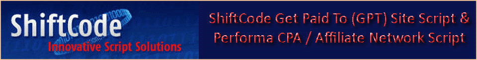 ShiftCode™ Innovative Script Information and Resource Site