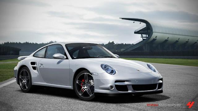 Paquete porsche 2007+911+Turbo+997+(997)