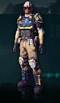 PlanetSide 2 - NC Combat Medic