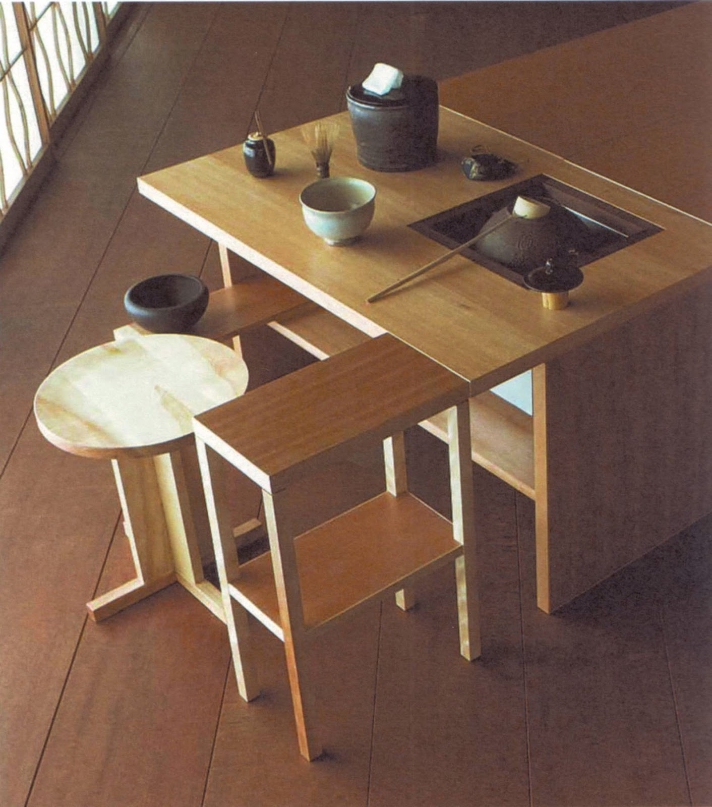 Chanoyu contemporain