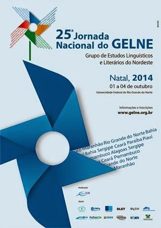 25ª Jornada Nacional do GELNE