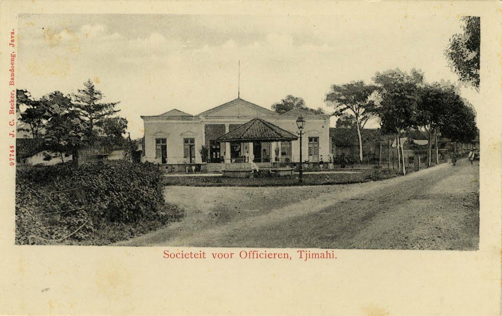 Societeit voor Officieren Tjimahi 1895