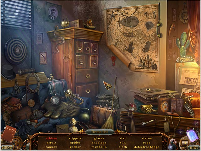 Voodoo Chronicles: The First Sign Collector's Edition Game screenshot 6