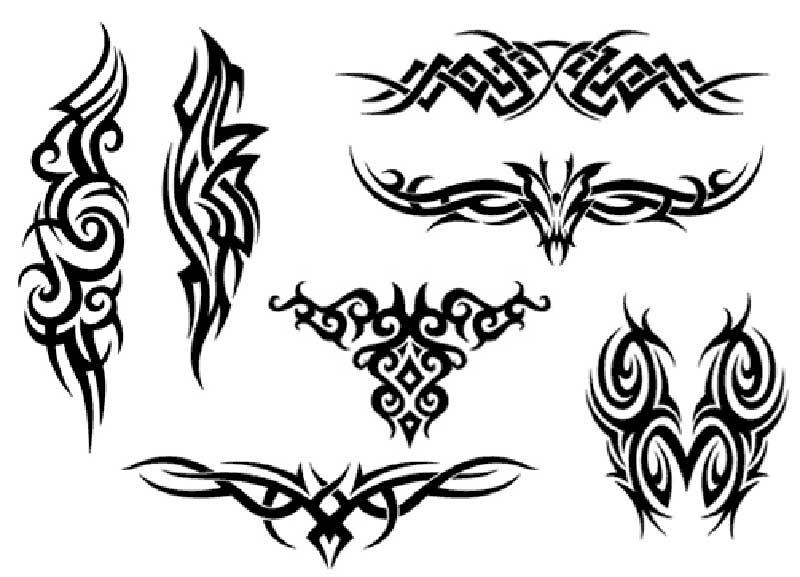 Татуировки рисунки на плече