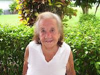 Alzheimer's Patient Dotty Shine on Harvest Moon   Alzheimer's Reading Room
