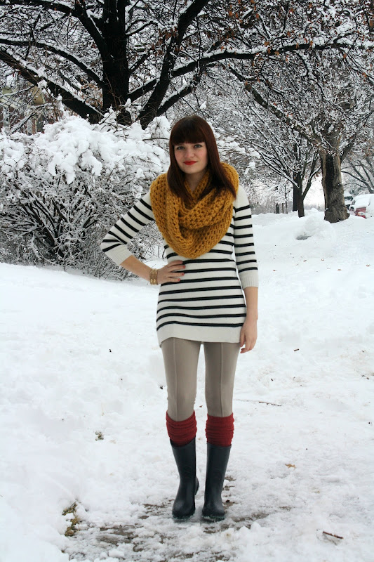 KansasCouture.com : Wintry Conditions