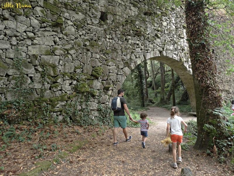 Acueducto O Frendoal Bosque Encantado Ocio infantil