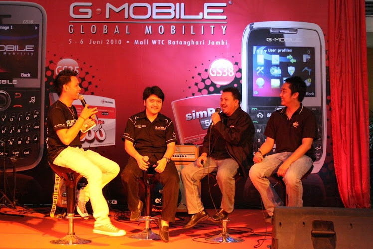 Telkomsel G Mobile Grand Launching