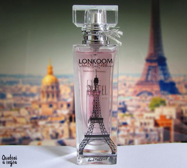 Deo Colônias da coleção Travel - Lonkoom Parfum