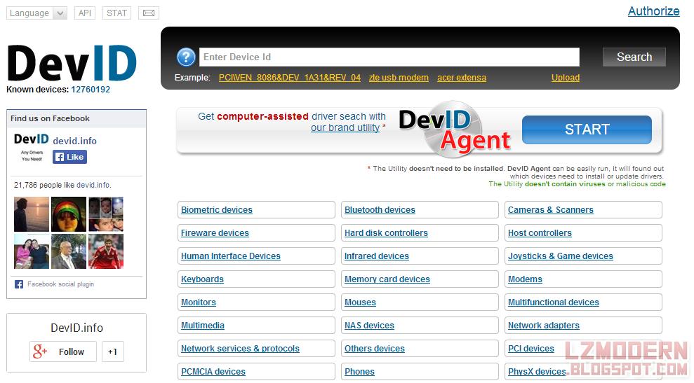 Devid.info situs